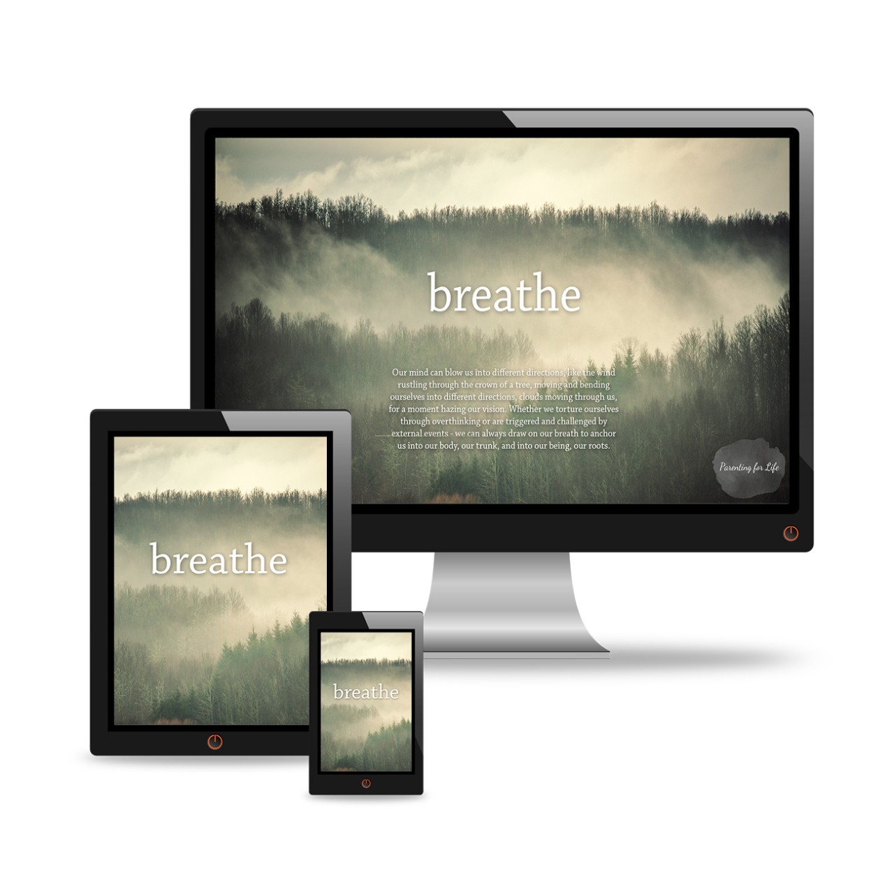 Breathe Wallpaper Parenting For Life